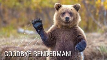 byeRenderman