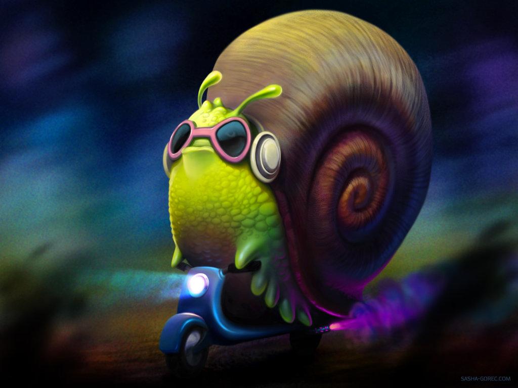 speedy_snail_by_gorec-dakiygs